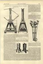 1888 Columpio Corte De Sierra expandisc trampa De Vapor