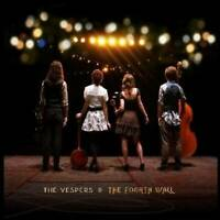 The Fourth Wall - Audio CD By The Vespers - VERY GOOD