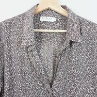 [ VELVET By GRAHAM & SPENCER ] Womens Shirt Top NEW | Size L or AU 14 / US 10
