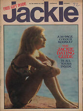 Jackie Magazine 1 March 1969 Issue No.269  Mark Slade Small Faces Love Sculpture