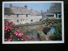 POSTCARD DORSET SWANAGE - THE MILL POND