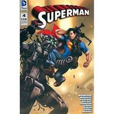 SUPERMAN 4 THE NEW - DC COMICS RW LION - 1.a edizione AGOSTO 2012 - NUOVO