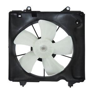 For 2016-2017 Honda HR-V 1.8L L4 Engine Cooling Fan Left