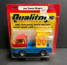 Vintage Corgi Toys / Qualitoys Turbine Truck Series 704 ~ Tower Wagon