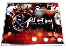 cd-single, Fall Out Boy - Thnks Fr Th Mmrs, 3 Tracks, Australia