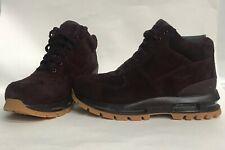 2d65ac6e9942 Men s size 12 Nike Air Max Goadome 2013 ACG Boots Deep Burgundy-Gum 599474-