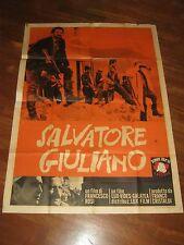 MANIFESTO.1962,Salvatore Giuliano,Francesco Rosi Randone,Sicilia,Bandito,mafia