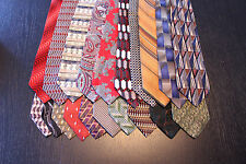 Lot of 20 NEW Designer Neck Ties with Various Patterns L030