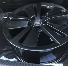 seat leon Genuine 18 Inch Black Alloy