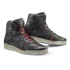 Stylmartin Iron Waterproof Motorcycle Trainers / Boots - Black | Free Delivery
