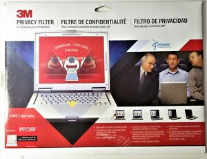 """3M PF17.0W Privacy Filter 17"""" Widescreen Filter"""