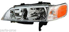 New Replacement Headlight Assembly LH / FOR 1994-97 HONDA ACCORD