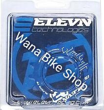 """ELEVN Alloy Cog 3/32"""" Shimano Comp. 15T (Blue)"""