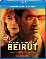 Beirut 06/18 (used) Blu-ray Only Disc Please Read