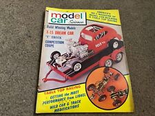 JAN 1964 MODEL CAR SCIENCE car model magazine