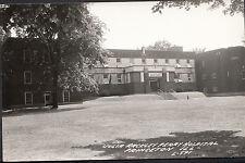 America Postcard - Julia Rackley Perry Hospital, Princeton, Illinois    DR757