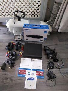 🌟 Sannce 8 Channel 3 Sannce Cameras 1TB HDD CCTV setup 🌟