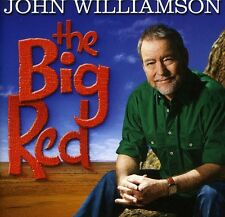 Big Red - John Williamson (2012, CD NIEUW)