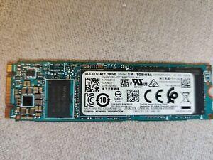 Toshiba 256GB m.2 2280 SATA III SSD 1