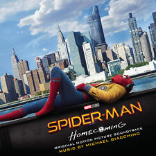 Spider-Man: Homecoming (O.S.T.) - Michael Giacchino (2017, CD NEUF)