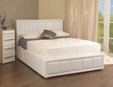 Sweet Dreams Faux Leather Modern Beds & Mattresses