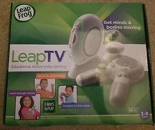 Leap Frog Leap TV kids learning video game