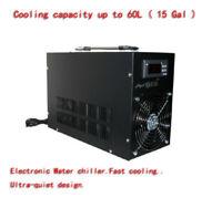 Aquarium fish tank Mini Electronic water chiller water cooler Cooling up to 60L