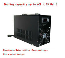 Aquarium fish tank Mini Electronic water chiller water cooler Cooling up to 60L
