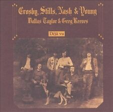 Deja Vu - Stills, Nash & Young Crosby (CD 1994)