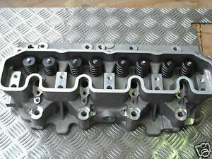 LAND ROVER DISCOVERY 300TDI CYLINDER HEAD BUILT UP - LDF500180com-OE QUALITY