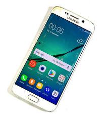 Samsung Galaxy S6 64GB Bianco Sbloccato Edge SENZA SIM cattive condizioni 189