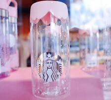 Starbucks Korea 2017 Cherry Blossom Petal Petal Glass 473ml --Very Limited