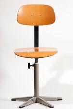 Chair Industrial 85x40x50cm 1950's era