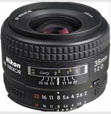 NEW Nikon 35mm Nikkor F2 AF D Lens UK Stock