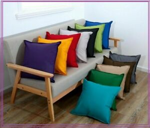 Waterproof Garden Cushion Covers Furniture Outdoor Indoor Seat Cushion Covers