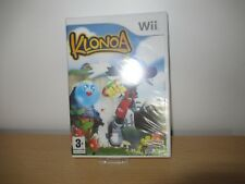 Klonoa Wii Game New And Sealed pal version