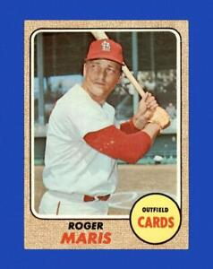 1968 Topps Set Break #330 Roger Maris EX-EXMINT *GMCARDS*