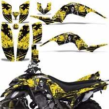Yamaha Raptor 660 Decal Graphic Kit Quad ATV Wrap Deco Racing Parts 01-05 REAP Y