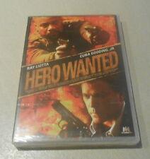 DVD / HERO WANTED avec RAY LIOTTA..CUBA GOODING JR