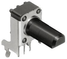 25 X Alpes PCB Potenciómetro RK09K con un 6 mm de diámetro. Series Eje 10kΩ ± 20% lineal