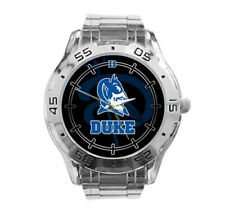 Duke Blue Devils NCAA Stainless Steel Analogue Men's Watch Gift