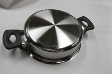 New listing Amway Queen icook Cookware Stainless Steel High Dome Replacement Lid 8� #7