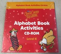 SRA Open Court Reading Alphabet Book Activities CD-ROM Level K