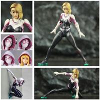 """Marvel Spider Gwen 6"""" Action Figure Spiderman Into the Spider Man Verse Legends"""