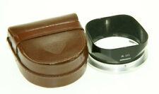 Gegenlichtblende für Rolleiflex 2,8F  Größe III