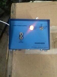 HUGHES LASER POWER SUPPLY MODEL 3599H -