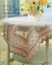 HARDANGER EMBROIDERY - Japanese Lace Patterns