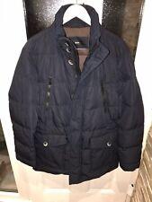 Hugo Boss Real Down Coat Jacket Size 38R/M