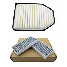 Combo Set Engine & Cabin Air Filter for 2011-2016 Jeep Wrangler 2018 Wrangler JK