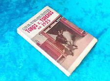 TOROS Y TOREROS, UNO AL SESGO, DON VENTURA 1925